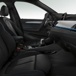 2016 BMW X1 M-Sport Package front cabin surfaces
