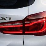 2016 BMW X1 taillights