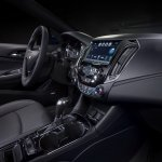 2016 Chevrolet Cruze dashboard official image