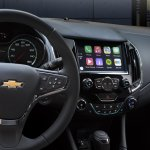 2016 Chevrolet Cruze infotainment official image