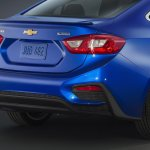 2016 Chevrolet Cruze rear official image