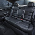 2016 Chevrolet Cruze rear seat official image