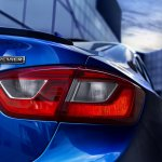 2016 Chevrolet Cruze taillamp official image