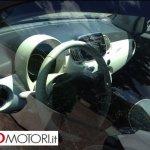 2016 Fiat 500 dashboard spyshot HD Motori