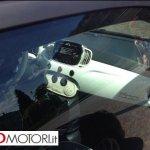 2016 Fiat 500 interior spyshot HD Motori