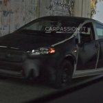 2016 Fiat Bravo (Aegea hatchback) front three quarter spotted testing for the first time