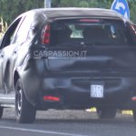 2016 Fiat Bravo (Aegea hatchback) rear quarter spotted testing for the first time