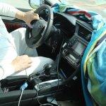 2016 Honda Civic interior spied