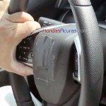 2016 Honda Civic steering spied