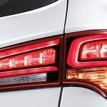 2016 Hyundai Santa Fe facelift taillight