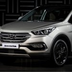 2016 Hyundai SantaFe Prime front end unveiled in Korea