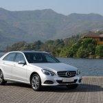 2016 Mercedes Benz E Class India