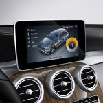 2016 Mercedes GLC DRIVE SELECT unveiled press images