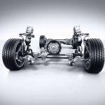 2016 Mercedes GLC air suspension unveiled press images