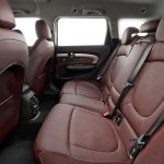 2016 Mini Clubman S rear cabin official gallery surfaces
