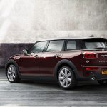 2016 Mini Clubman S rear three quarter official gallery surfaces