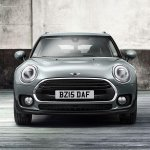 2016 Mini Clubman front official gallery surfaces