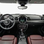 2016 Mini Clubman interior official gallery surfaces