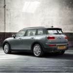 2016 Mini Clubman rear three quarter official gallery surfaces