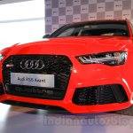 Audi RS6 Avant India launch
