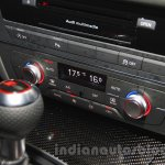 Audi RS6 Avant climate control system India launch