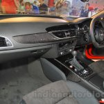 Audi RS6 Avant dashboard India launch