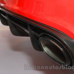 Audi RS6 Avant exhaust India launch