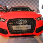 Audi RS6 Avant front India launch