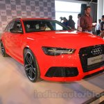 Audi RS6 Avant front quarter India launch