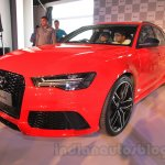 Audi RS6 Avant front quarters India launch