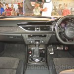 Audi RS6 Avant interior India launch