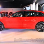 Audi RS6 Avant side India launch