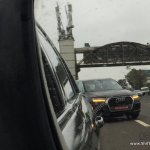Audi SQ7 front India spied