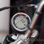 Ducati Scrambler Classic cluster India