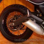 Ducati Scrambler Classic exhaust India