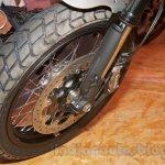 Ducati Scrambler Classic front disc India