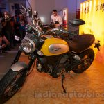 Ducati Scrambler Classic front quarter India