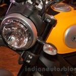Ducati Scrambler Classic headlight India