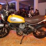 Ducati Scrambler Classic profile India