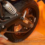 Ducati Scrambler Classic suspension India