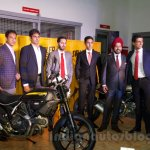 Ducati Scrambler Full Throttle India