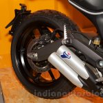 Ducati Scrambler Full Throttle exhaust India