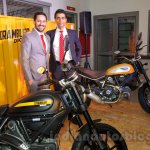Ducati Scrambler Full Throttle launched India