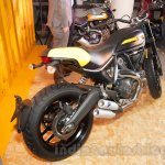 Ducati Scrambler Full Throttle rear quarter India