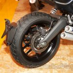 Ducati Scrambler Full Throttle rear wheel India