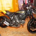 Ducati Scrambler Full Throttle side India