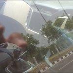 Hyundai Creta dashboard spied