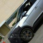 Hyundai Creta front spied Noida