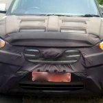 Hyundai Creta front spied