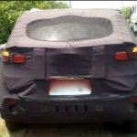 Hyundai Creta rear spied